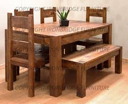 Farm Style Dining Room Tables Images Dining Room Table Bench Bench Orleans Kitchen Island Pjpg