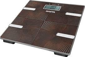 <b>Напольные весы Marta</b> Коричневый оникс, сенсорные, <b>Mt</b>-<b>1675</b> ...