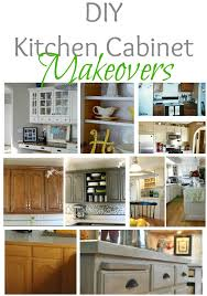 cheap kitchen cupboard: heres  cabinet collage heres