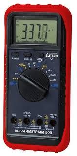 <b>Мультиметр ELITECH ММ 500</b> — купить по выгодной цене на ...