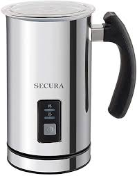 Secura <b>Automatic Electric Milk Frother</b> and Warmer, 1 Cup: Amazon ...