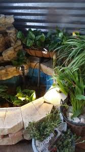 diy patio pond: got the fountain filter running and the waterfall working diy patio pond