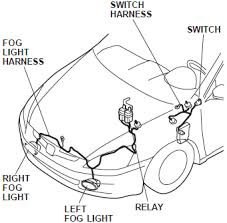 light bar wiring diagram without relay electronic circuit on simple car wiring diagrams with relays