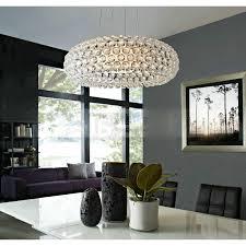Dining Room Pendant Light Modern Foscarini Caboche Acrylic Ball Living Room Pendant Lamps