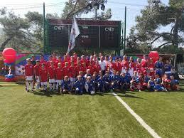 """Спортивная школа """"Спарта"""" - г. Геленджик, с. Кабардинка"""