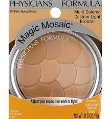 Physicians Formula Magic <b>Mosaic</b> Multi-Colored Custom Bronzer ...
