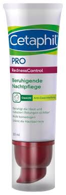 Cetaphil Pro Rosacea Prone Skin Night Moisturizing <b>Cream</b> Ночной ...