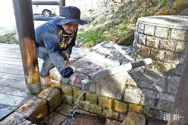 <b>High quality spring</b> water in Hokkaido draws fans