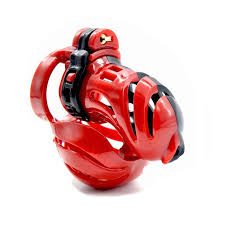 New <b>electric shock</b> Large <b>Male</b> Plastic <b>chastity</b> cage with penis cock ...