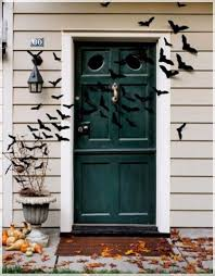 halloween gallery wall decor hallowen walljpg door halloween decorations  ffafeaacabfcf door halloween decorations