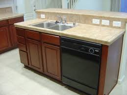 build kitchen island sink:  images about kitchen island with sink and dishwasher on pinterest small kitchen islands islands and water supply