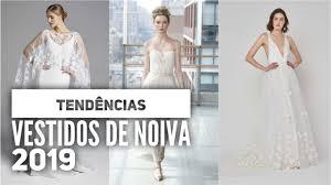 As Tendências de <b>Vestidos de Noiva</b> para 2019 | Blog da Maria ...