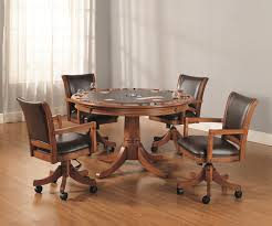 casual dining chairs with casters: kitchen chairs with casters in canada best kitchen chairs with casters