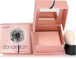 <b>Benefit</b> Cosmetics <b>Dandelion Twinkle</b> Nude-Pink Powder ...