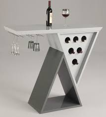 chintaly imports mulberry 47x19 modern triangle home bar buy home bar furniture