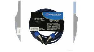 <b>Акустический кабель</b> speakON - speakON <b>American DJ</b> купить в ...