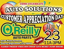 norcal car culture o reilly auto parts customer appreciation day