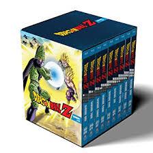 Amazon.com: <b>Dragon Ball Z</b>: Seasons 1-9 Collection (Amazon ...