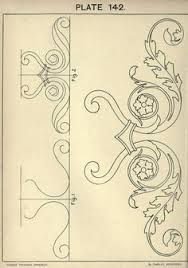 Cusack's freehand ornament. A text book with ch...   Рисунки ...