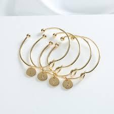 2019 Fashion <b>Personalized Knot Initial Bracelets</b> Bangles A Z 26 ...