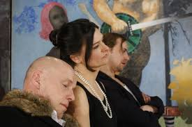 mit: Detlef Brand, <b>Tammo Messow</b>, Vera Möbius, Cyrus Rahbar, Stephanie Ott, <b>...</b> - MariaBraun73