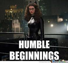 Humble Beginnings by FreakyMasterChief - Meme Center via Relatably.com