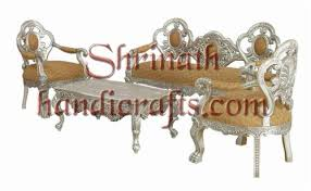 silver or white metal furniture brass and metal furniture