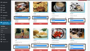 how to create filter portfolio in wordpress add filters thumbnails