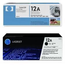 <b>Q2612A HP</b> 12A <b>Тонер</b>-<b>картридж</b> черный