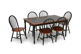 Names Of Dining Room Furniture Pieces Seater Kitchen Dining Set Kitchen Table 6 Chairs Black Tile Top