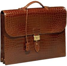 Hermes' Classic <b>Crocodile</b> Skin <b>Briefcase</b> For $30K | <b>Luxury</b> Insider