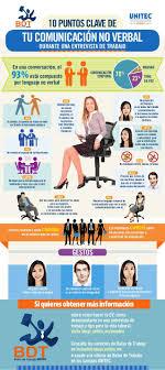 31 best ideas about todo sobre entrevistas de trabajo all about 10 puntos clave de la comunicación no verbal en la entrevista de trabajo infografia