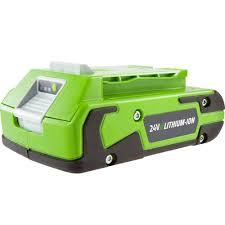 <b>Аккумулятор Greenworks G24B2</b> 2902707 (1001460282) купить в ...