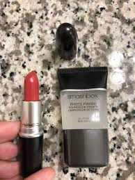 Brand new <b>see sheer</b> lipstick from <b>Mac</b> and travel size oil free ...