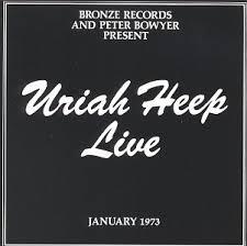 <b>URIAH HEEP</b> - <b>Live</b>: Uriah Heep - Amazon.com Music