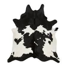 cowhide imports black and white cowhide rug xl novelty rugs animal hide rugs home office traditional