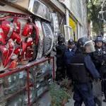 Suspenden negocios de autopartes en colonias Doctores y Buenos ...