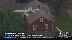 Plane Crashes Into Connecticut Home - YouTube