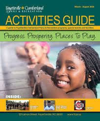 p r activities guide by city of fayetteville p r activities guide 2016 by city of fayetteville issuu