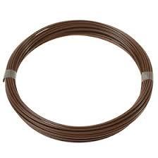 <b>Пластик</b> LuazON <b>ABS</b>, для 3Д ручки, длина 10 м, <b>коричневый</b> ...