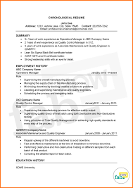 how to make an outstanding resume get samples chronological resume 1 chronological