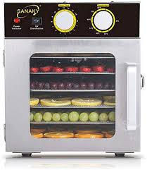 6-layer stainless steel Dried fruit <b>machine Household Food</b>