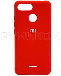 Купить <b>Силиконовый защитный чехол</b> для Xiaomi Redmi 6 ...