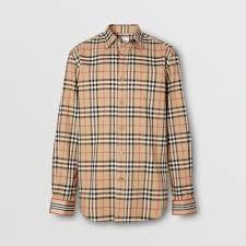 Casual <b>Shirts</b> for <b>Men</b> | Button Ups & Button Downs | Burberry United ...