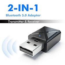 Buy Leoie 2 in 1 Bluetooth 5.0 Transmitter Receiver 3.5 ... - Amazon.in