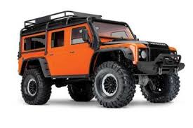 <b>Радиоуправляемая машина TRAXXAS</b> TRX-4 Land Rover ...