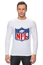 Лонгслив NFL #641663 от Weed Stuff`a по цене 1 179 руб. в ...