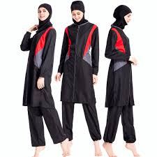 CHAMSGEND <b>2019 Summer Muslim</b> conservative ladies <b>swimwear</b> ...
