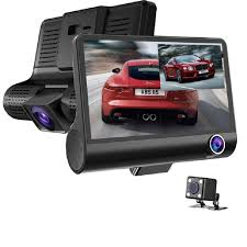 <b>WDR Dash</b> cam <b>3</b> Camera <b>Lens</b> Video Car DVR Full HD 1080P ...