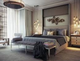 multiple pendant lighting modern master bedroom illuminated with modern chandelier and multiple bedside pendant lights check lighting ideas won39t